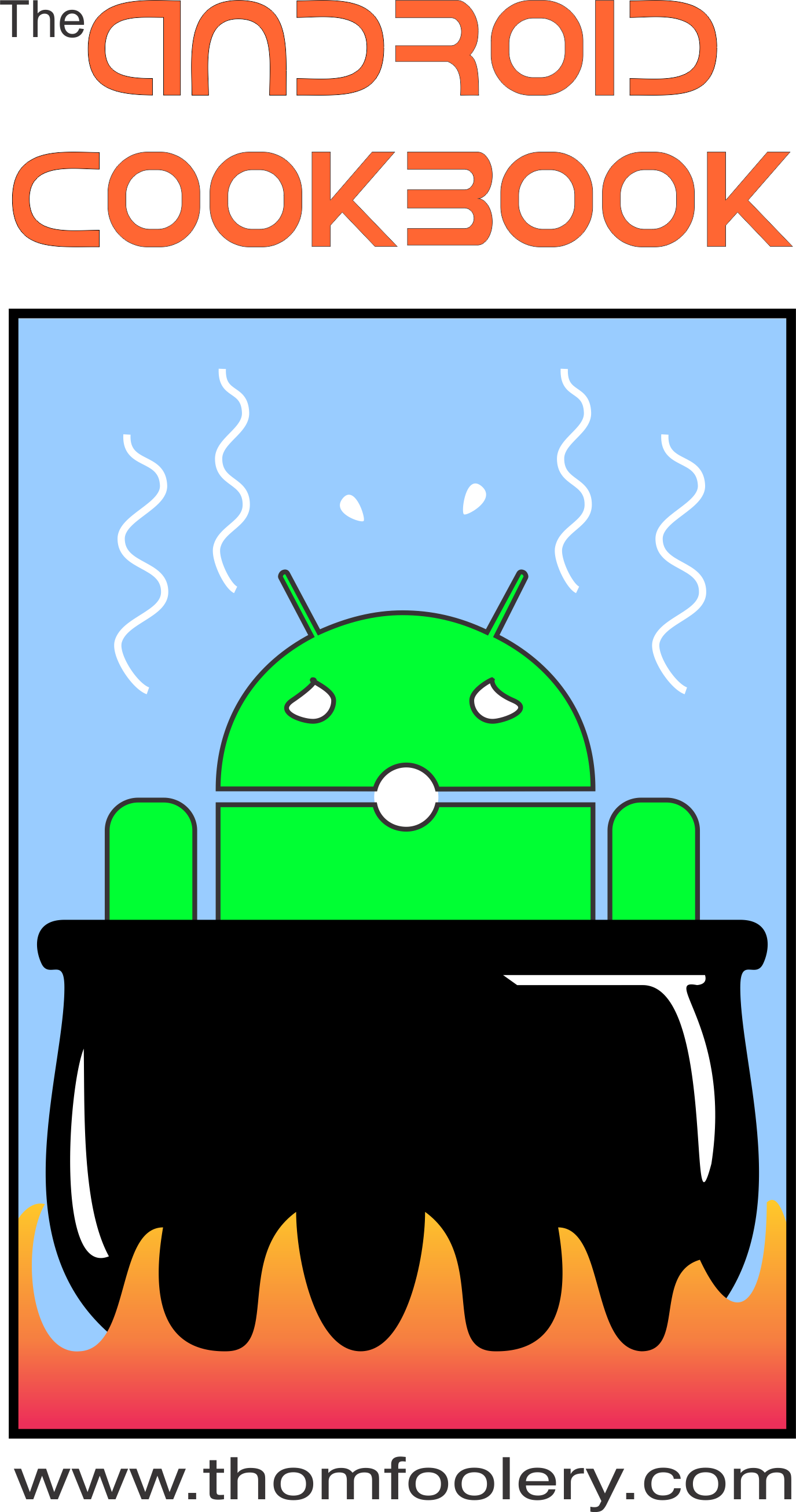 Android cooking in Cannibal Pot